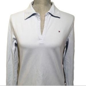 2/$25💞 Tommy Hilfiger long sleeve polo.
